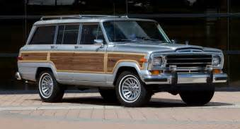 Jeep Grand Wagoneer 2018 2018 Jeep Grand Wagoneer Could Be Priced As High As 140k
