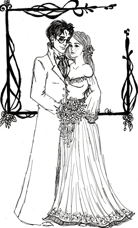 harry potter coloring pages ravenclaw mr and mrs harry potter by indianadelae on deviantart