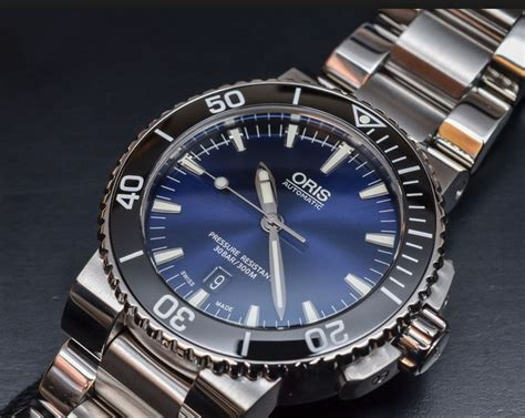 affordable oris aquis date luxury watches brands