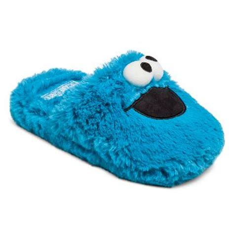 cookie monster house shoes cookie monster sleepwear pajamas robes target