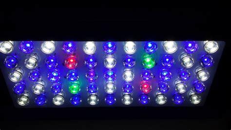 led lights marine marine solutions deluxe led lighting aquarium