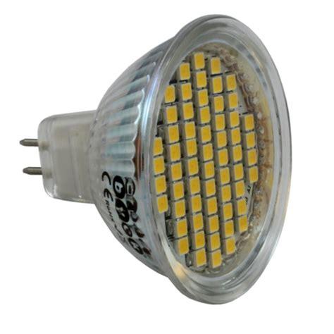 led beleuchtung 12v mr16 gu5 3 le licht spot mit 60 smd led warmwei 223 12v