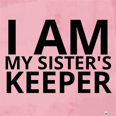 birth faith  sisters keepers