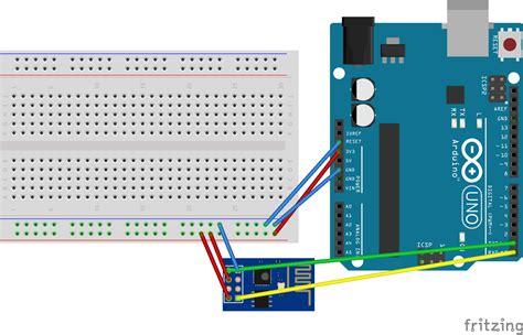 code arduino esp8266 how to communicate with esp8266 via arduino uno hackster io