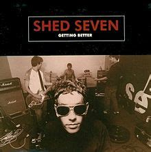 Shed Seven Lyrics by Shed Seven A Maximum High Album Zip