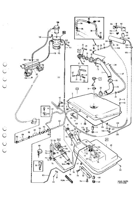 volvo 240 exhaust system diagram imageresizertool com