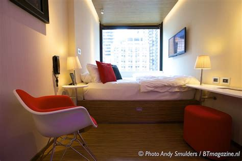 Trendy Bedroom Colors citizenm hotel times square new york business travel