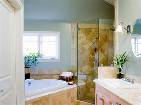corner tub bathroom designs how to choose a bathtub hgtv