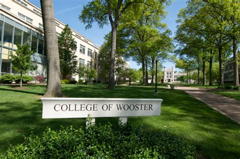 New Vision Detox Wooster Ohio by Fast Facts The College Of Wooster