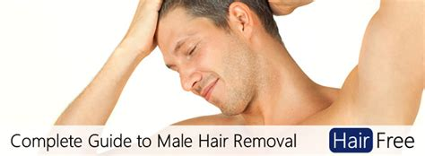 male mini brazilian hair removal the complete guide to hair removal for men