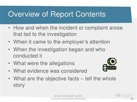 Investigation Report Writing Software by Webinar How To Write Effective Investigation Reports