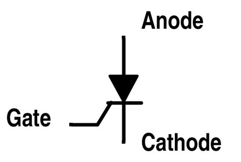 symbol for silicon diode thyristor schematic symbol thyristor get free image about wiring diagram