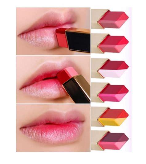 Lipstik Gradien gradient lipstick 2pc kyume shop