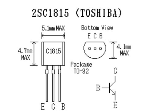 transistor c1815 pnp bjt typical transistor mismatch for 2n3904 2n3906 electrical engineering stack exchange