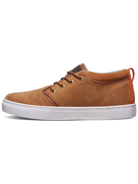 Quiksilver 6014 Brown Orange quiksilver brown brown orange griffin shoe quiksilver freestylextreme america united states