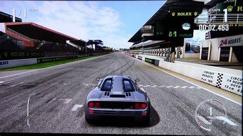 forza motorsport 4 mclaren f1 top speed run upgraded