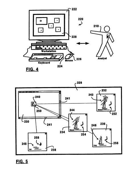 workstation layout definition patent us7020853 design analysis workstation for
