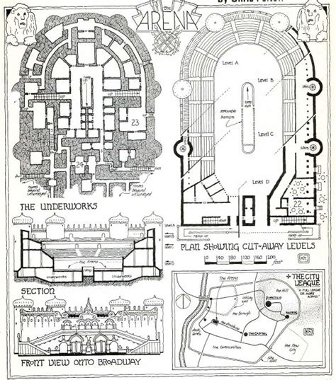 rpg floor plans 17 best images about maps floor plans dungeons