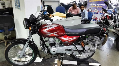 2016 model c t 100 bike photos all new 2016 bajaj ct 100b snapped at a dealership in
