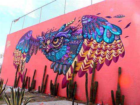 murales de farid rueda en calles de mexico