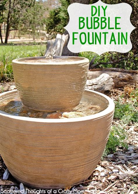 diy bubbler easy diy backyard project ideas diy ready