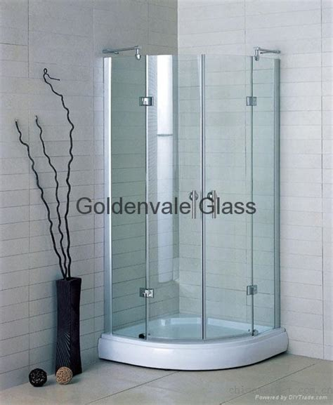 shower room glass shower room safety glass shower cabinet toughened glass flat tempered glass goldenvale china