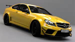 mercedes c63 amg black series by bfg 9krc on deviantart