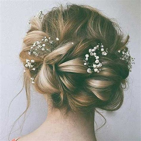 formal hairstyles with flowers 25 best updo hairstyles long hairstyles 2017 long