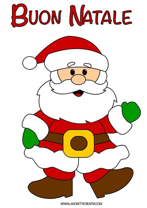 clipart babbo natale 3916 best ornamento di natale images on