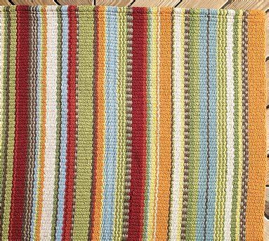 Pottery Barn Striped Rug 149 Pottery Barn Underfoot Stripes Outdoor Rugs And Rugs