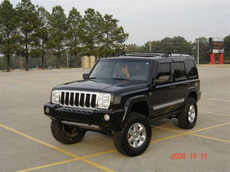 Badass Jeep Names Jeep Commander Looks Badass But The Gas Mileage Is A