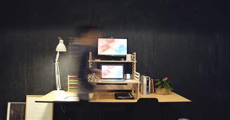 Upstanding Desk by Upstanding Desk The Coolector