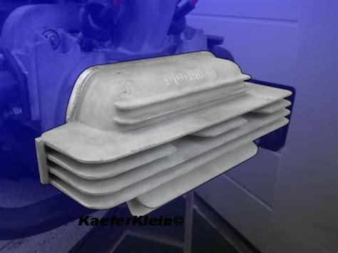 Ventildeckel Polieren Kosten by Prototypen Alu Ventildeckel F 252 R Formel V