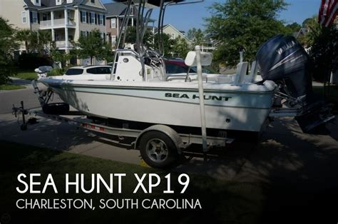 sea hunt boats charleston sc 2012 sea hunt xp19 19 foot 2012 sea hunt yacht in