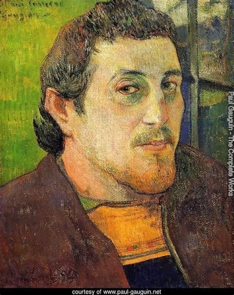 paul gauguin a complete 0340552220 paul gauguin the complete works self portrait at lezaven paul gauguin net