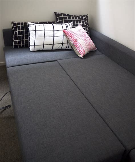 sofa bed review should you buy the ikea friheten sofa bed the