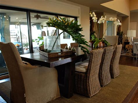 Hgtv Dining Room Designs by Tropical Dining Room Decorating Ideas 2012 From Hgtv Interior Design Ideas