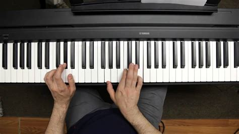 tutorial piano father and son father abraham piano tutorial youtube