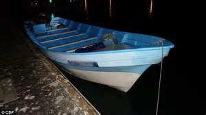 panga boat uk border patrol busts fishing boat carrying undocumented
