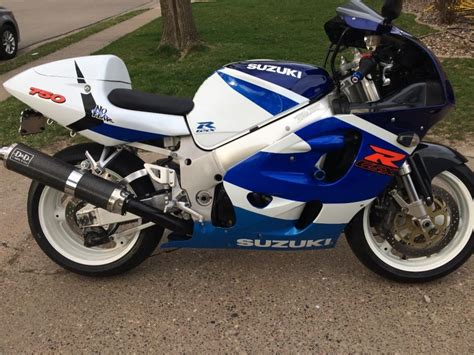 Suzuki Gsxr 750 1999 1999 Suzuki Gsxr 750 Srad Motorcycles For Sale