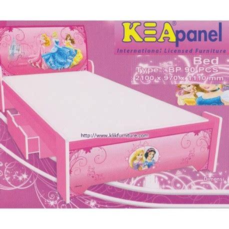Ranjang Anak Olympic ranjang anak princess bp 90 pcs kea panel