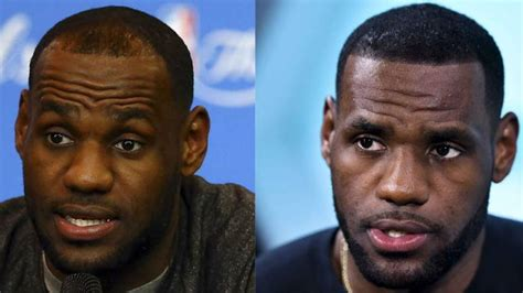 name of black mans haircuts clevelan cavaliers lebron james barber defends the king s hairline nba