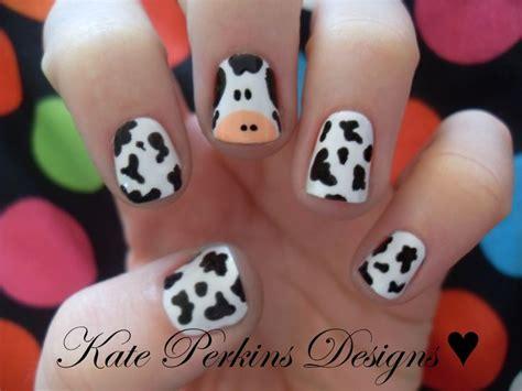 craft nail scotch tape zebra print manicure best 25 cow nails ideas on pinterest pig nail art