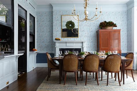 the dining room brooklyn a perfectly patterned brooklyn heights home for the ages