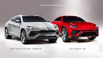 Lamborghini Uris 2018 Lamborghini Urus This Is A Realistic Interpertation