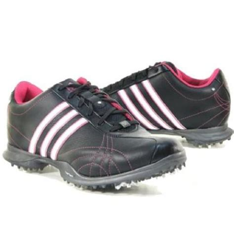 new adidas signature natalie golf shoes black ebay