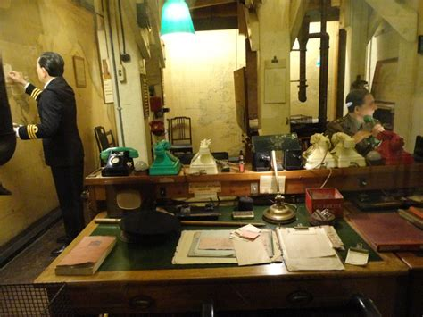2 For 1 Churchill War Rooms by Churchill War Cabinet Rooms Photo