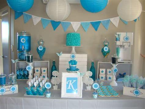 table ideas 33 blue theme table ideas