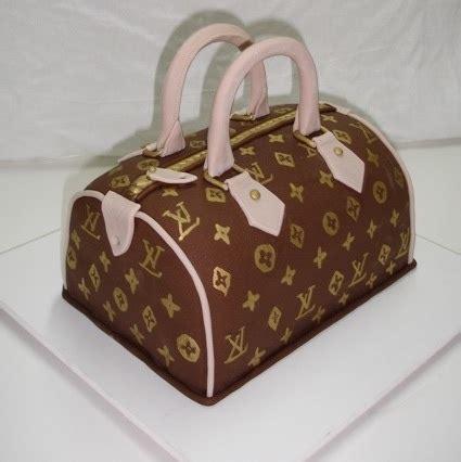 louis vuitton bag`s cake   by andrea schwarz   andrea