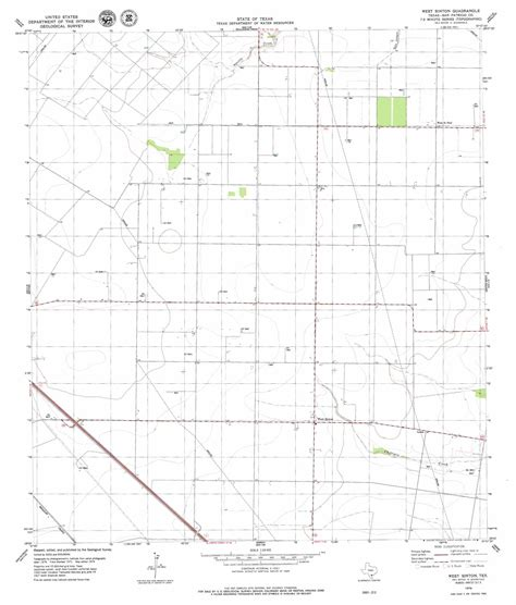 sinton texas map west sinton topographic map tx usgs topo 28097a6